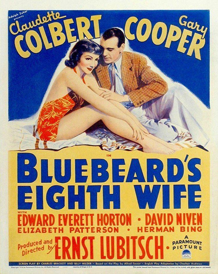 Bluebeard's Eighth Wife Bluebeards Eighth Wife 1938