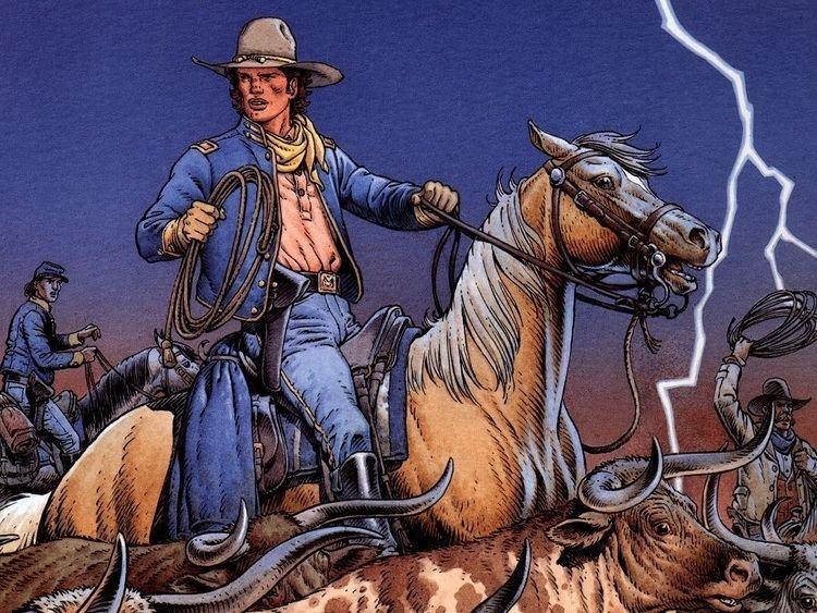Blueberry (comics) Western Fictioneers Western Comics Focus BLUEBERRY