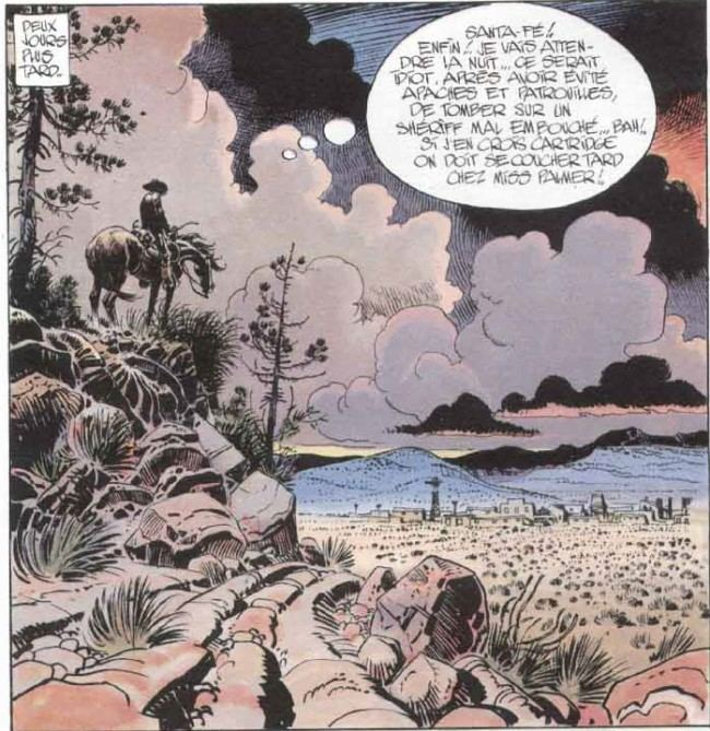 Blueberry (comics) Jean Moebius Giraud 19382012 The Comics Journal