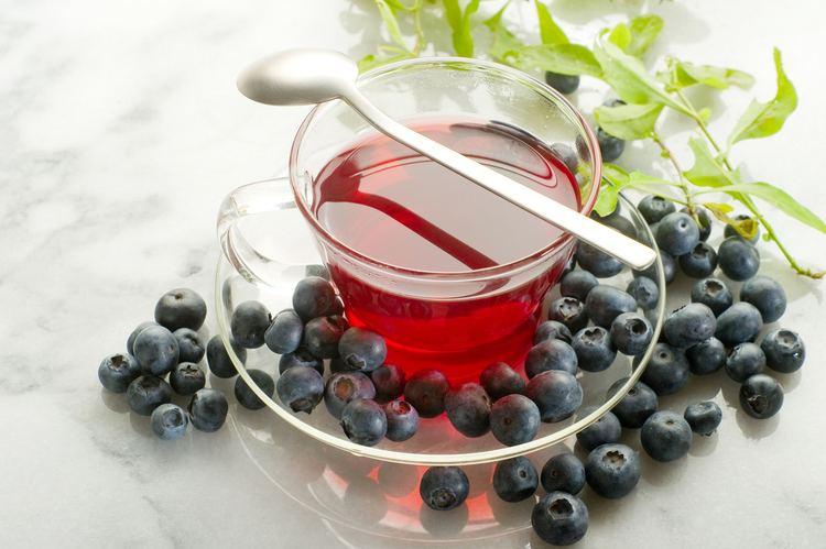 Blueberry Tea Blueberry Iced Tea Nutritious Life