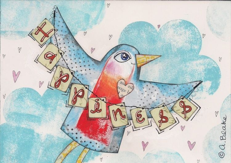 Bluebird of happiness Blue Bird Of Happiness info