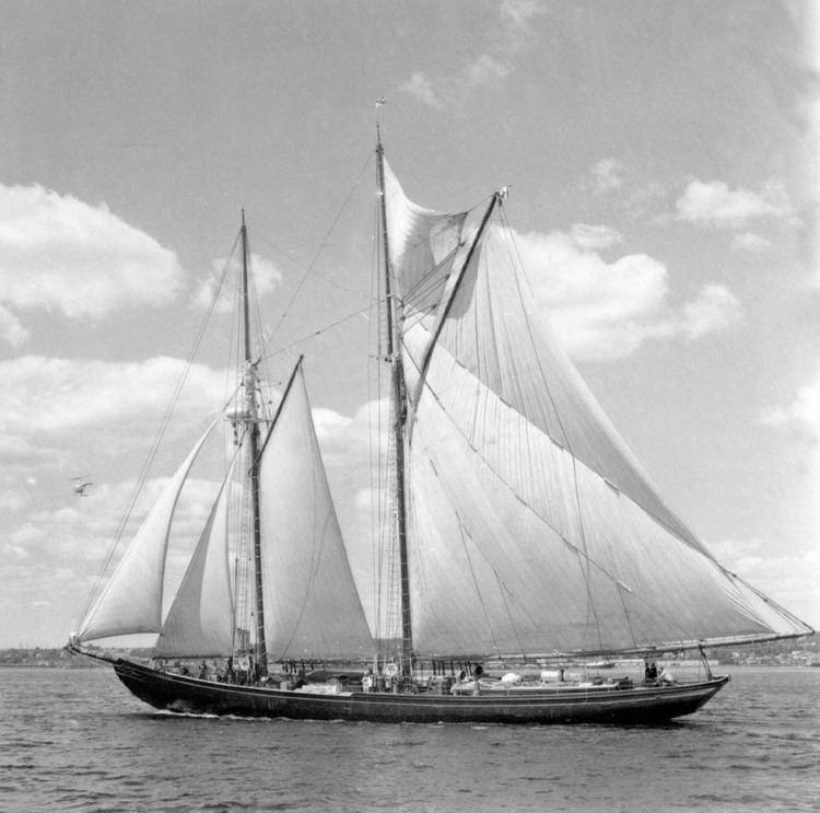 Bluenose Nova Scotia Archives Bluenose A Canadian Icon