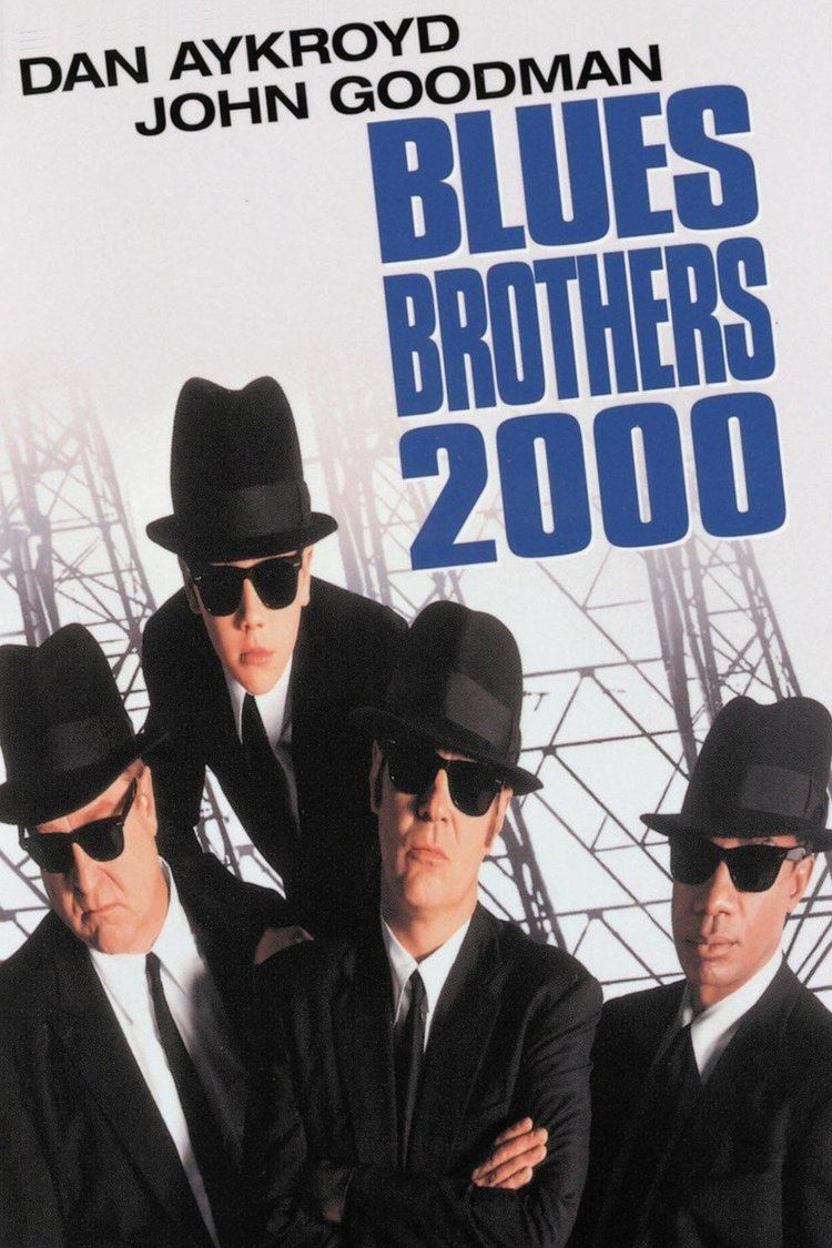Blues Brothers 2000 wwwgstaticcomtvthumbmovieposters20512p20512