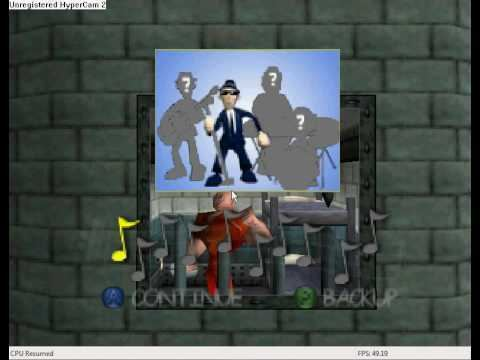 Blues Brothers 2000 (video game) blues brothers 2000 review YouTube