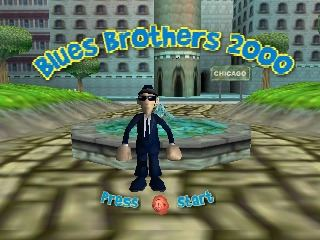 Blues Brothers 2000 (video game) Blues Brothers 2000 USA ROM lt N64 ROMs Emuparadise