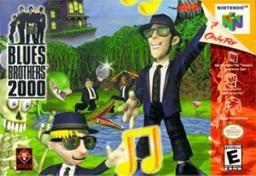 Blues Brothers 2000 (video game) Blues Brothers 2000 video game Wikipedia