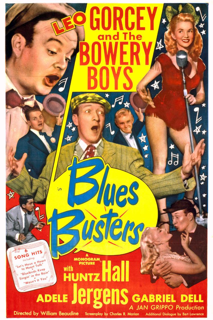 Blues Busters (film) wwwgstaticcomtvthumbmovieposters36775p36775