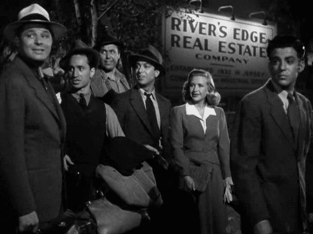 Blues in the Night (film) Blues in the Night 1941 Noirish