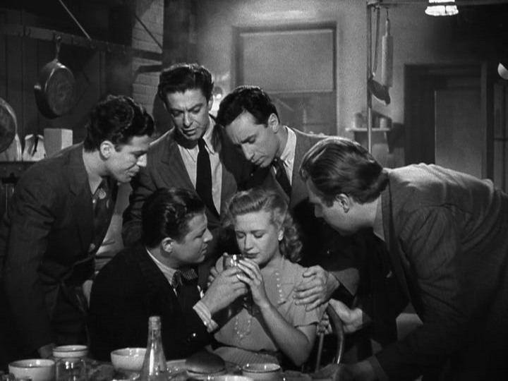 Blues in the Night (film) Blues in the Night 1941 Anatole Litvak Priscilla Lane Betty