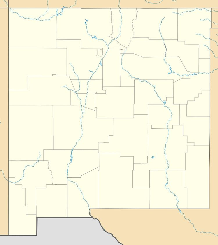 Bluewater, Lincoln County, New Mexico