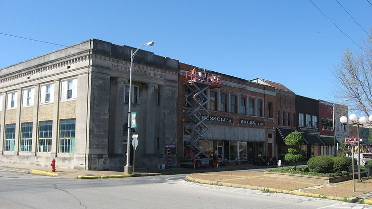 Blytheville Commercial Historic District