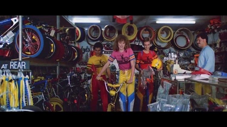 BMX Bandits (film) BMX Bandits HD Nicole Kidman Freestyle YouTube