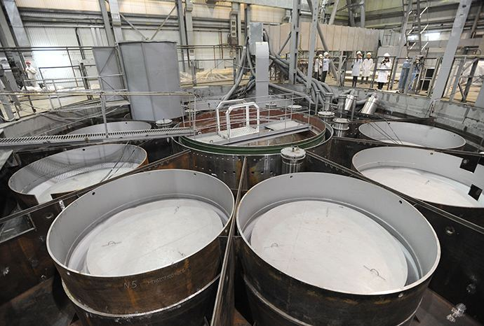 BN-800 reactor Russia bets its energy future on wastefree fast breeder nuclear