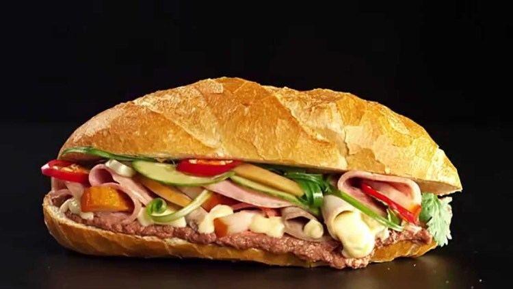 Bánh mì Bnh M by Hong Minh Nht YouTube