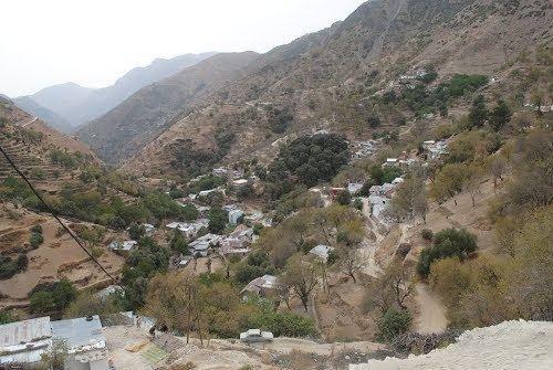 Bni Bchir Lugares que ver Bni Bchir