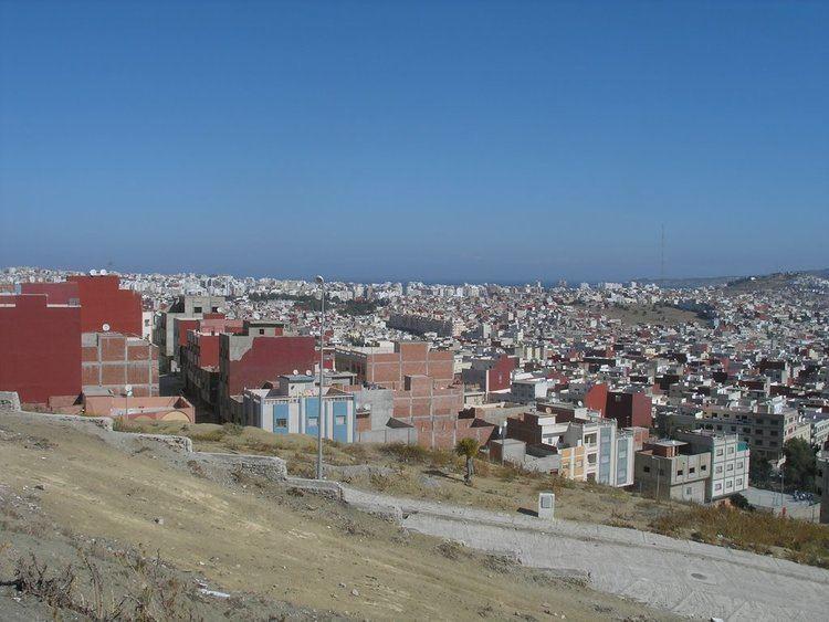 Bni Makada Panoramio Photo of Tanger le Haut de Bni Makada 2 Yous78