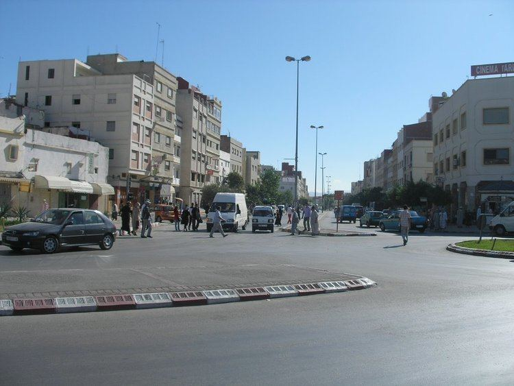 Bni Makada Panoramio Photo of Tanger Bni Makada 2 Yous78
