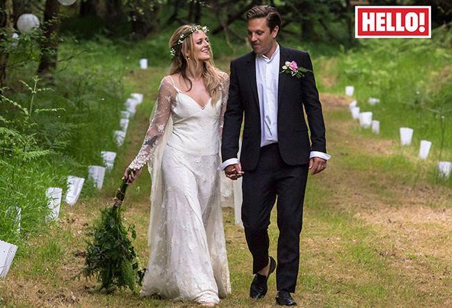 Bo Bruce Bo Bruce marries zero 7 musician Henry Binns
