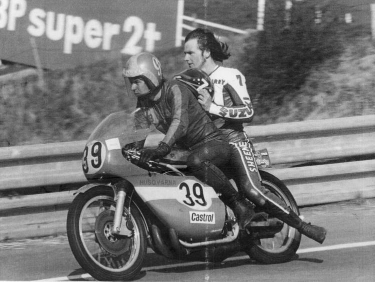 Bo Granath Bo Granath Barry Sheene Spa Racers Pinterest Motogp and