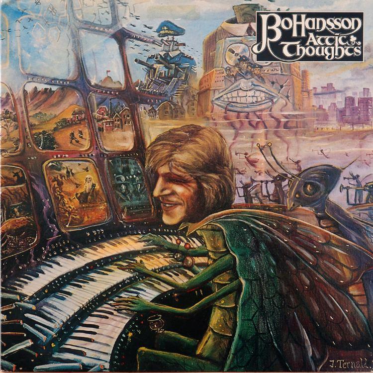 Bo Hansson Grooves amp Samples 26 Bo Hansson Attic Thoughts 1975