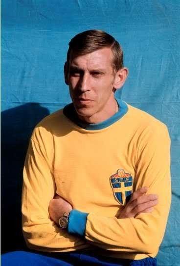 Bo Larsson FUTBOL SUECO