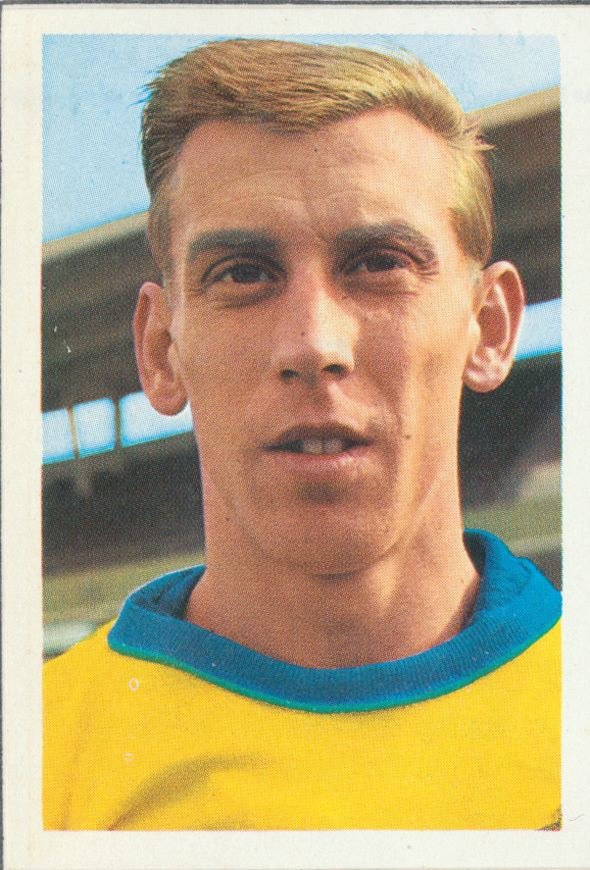 Bo Larsson Sweden World Cup Soccer Stars Mexico 70