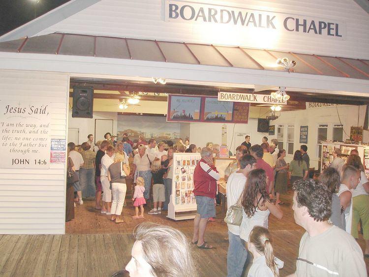 Boardwalk Chapel