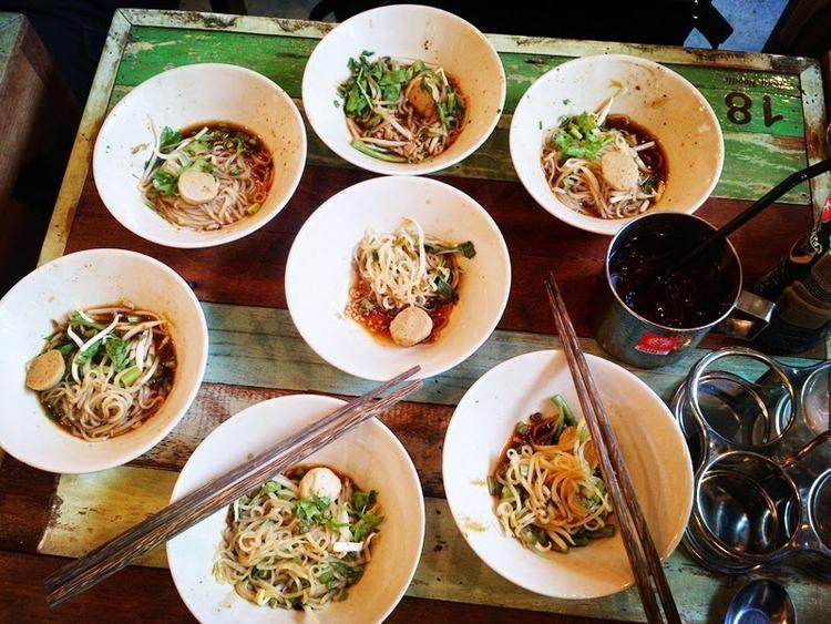Boat noodles Eternity is Forever Boat Noodles at Empire Damansara