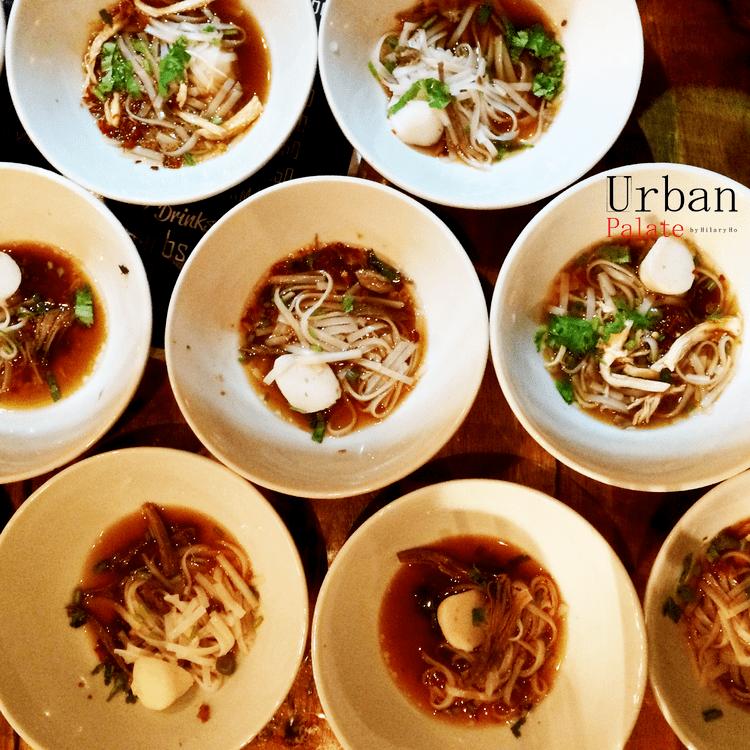Boat noodles OODLES OF NOODLES MANGKOK THAI BOAT NOODLES Urban Palate by