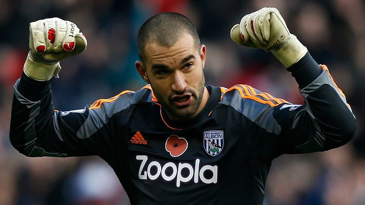 Boaz Myhill Boaz Myhill hopes his form will keep Ben Foster out of