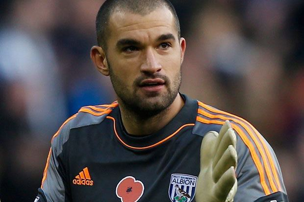 Boaz Myhill Boaz Myhill looking to keep West Brom place Football