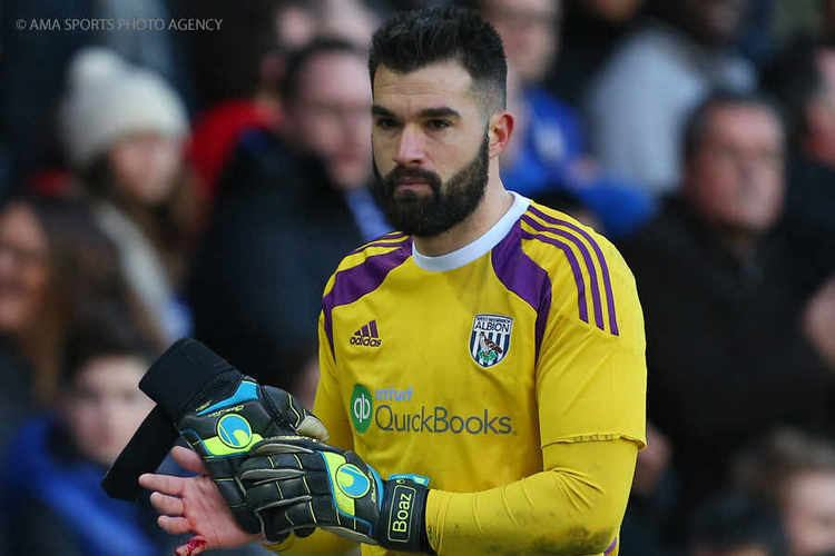 Boaz Myhill Boaz Myhill vows West Brom wont let up Express Star