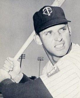 Bob Allison 1960s Baseball Blog Tag Harmon Killebrew
