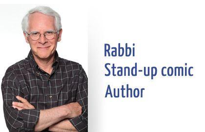 Bob Alper Bob Alper Rabbi Standup Comic Author