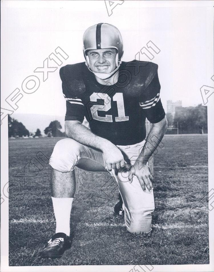 Bob Anderson (American football) 1959 Army Cadet Black Knight Halfback Bob Anderson Press Photo eBay