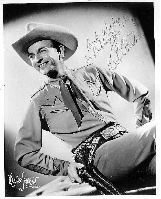 Bob Atcher BOB ATCHER quotDean of the Cowboysquot