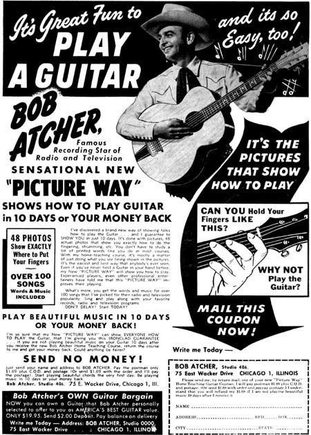 Bob Atcher HillbillyMusiccom Bob Atcher