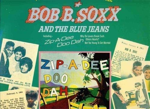 Bob B. Soxx & the Blue Jeans Soxx Bob B amp The Blue Jeans 79 vinyl records amp CDs found on CDandLP