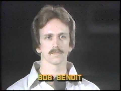 Bob Benoit PBA Pro Bowlers Tour Perfect Game Mark Roth vs Bob Benoit 300 YouTube