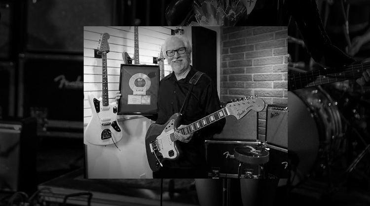 Bob Berryhill Original Surfaris Member Bob Berryhill Stops By Fender Artist
