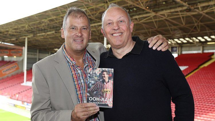 Bob Booker OOHAAH The Bob Booker Story on sale now News Sheffield United