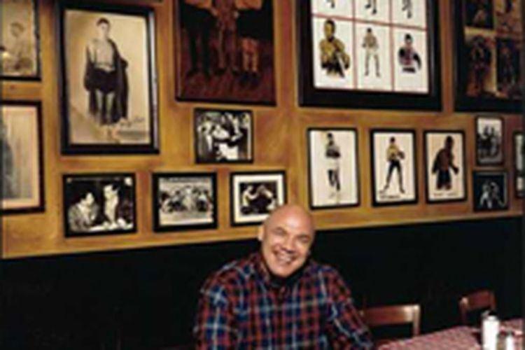 Bob Bozic Meet Fanellis Serbian Boxer Bartender Bob Bozic Eater NY