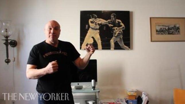 Bob Bozic Bob Bozic recounts his bout against Larry Holmes at Madison Square
