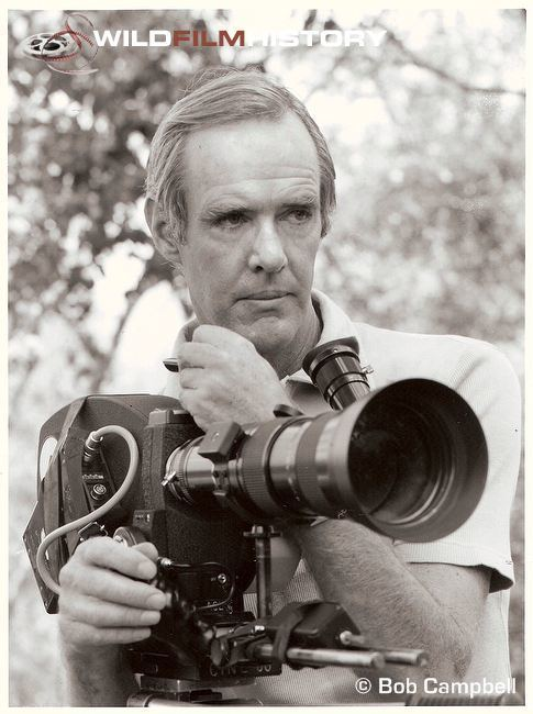 Bob Campbell (photographer) WildFilmHistory Bob Campbell