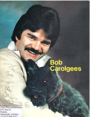 Bob Carolgees TV Autographs