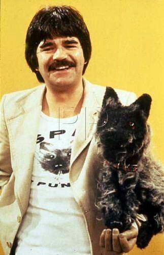 Bob Carolgees Bob Carolgees and Spit the dog Childhood Stuff