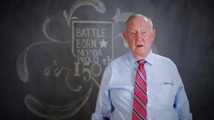 Bob Cashell Why home means Nevada to Mayor Bob Cashell YouTube