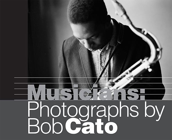 Bob Cato Musicians Photographs by Bob Cato from the Cary Graphic Design