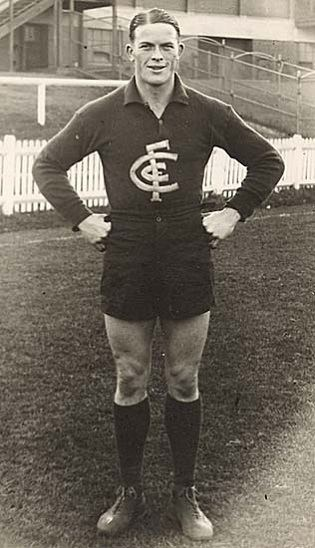 Bob Chitty Blueseum History of the Carlton Football Club Bob Chitty