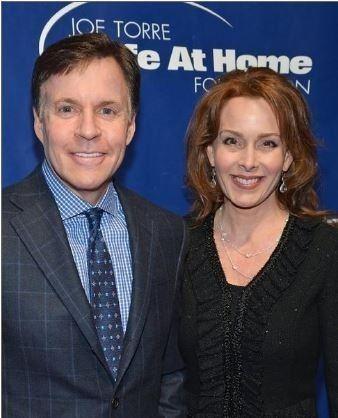 Bob Costas Jill Sutton Costas NBC Sportscaster Bob Costas Wife bio Wiki